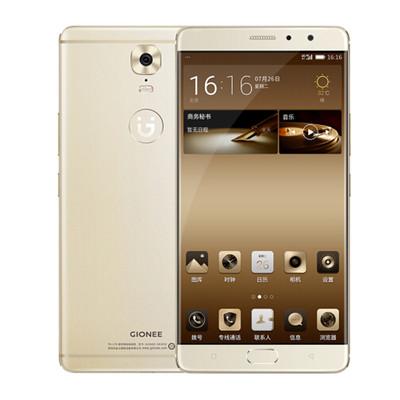 金立M6 香槟金 4GB+64GB版 移动联通电信4G手机 双卡双待
