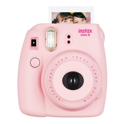Fujifilm/富士mini8  自拍照相机Lomo 一次成像 Instax Mini8