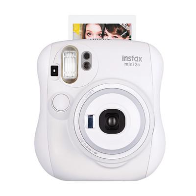富士 Instax mini 25一次成像相机 拍立得胶片 趣奇