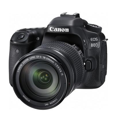 佳能(Canon) EOS 80D(18-200) 单反套机