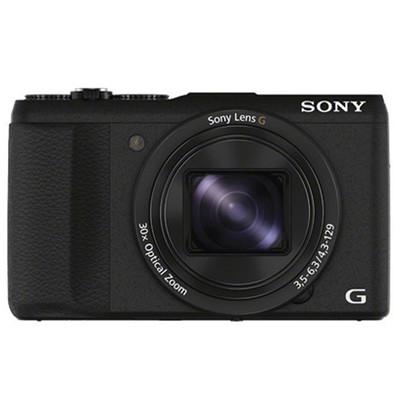 索尼(SONY)DSC-HX60 长焦数码相机 30倍光学变焦 Wi-Fi操控上传