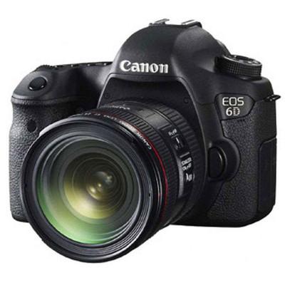 佳能 数码单反相机 EOS 6D ( 24-70 ) KIT (EF 24-70mmf/4L IS USM)