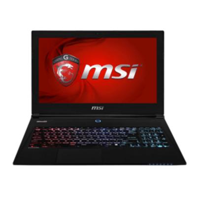 【顺丰包邮】msi微星 GS63VR 6RF-016CN 15.6英寸游戏影音本(酷睿i7-6700HQ 16G 1TB+256GSSD GTX1060 6G独显 多彩背光)黑色