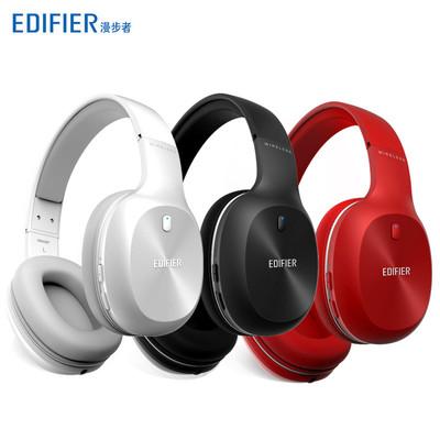 【行货包邮】Edifier/漫步者 W800BT无线蓝牙有线连接双用法头戴式立体声耳机