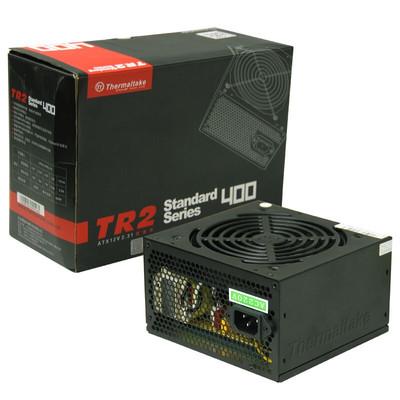 Tt(thermaltake)TR2 400W电源 PS-TR2-0300NPCNCN-2(宽幅/温控静音/额定300W)