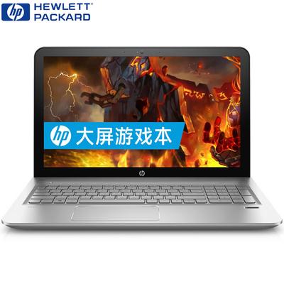 【顺丰包邮】惠普 ENVY 15-as119TU   15.6英寸轻薄触控笔记本电脑(i5-7200U 8G 512G SSD UHD Win10 4K屏)银色