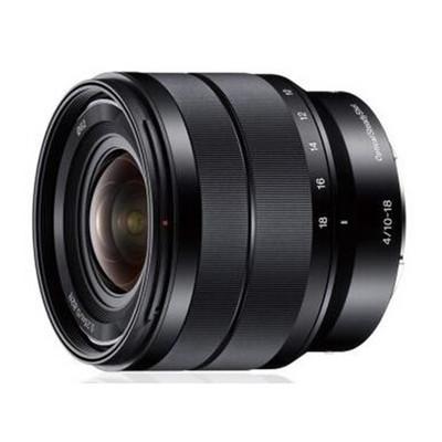 索尼(SONY) E 10-18mm F4 OSS恒定光圈广角变焦微单镜头(SEL1018)