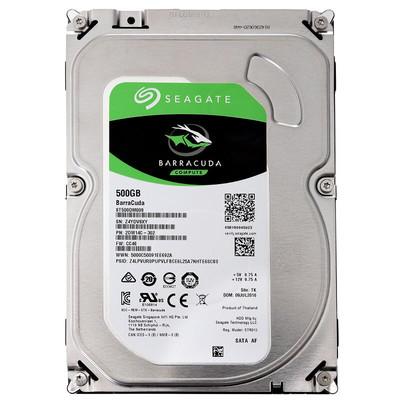 希捷 Barracuda 500GB 7200转 32MB SATA3(ST500DM009) 台式机硬盘