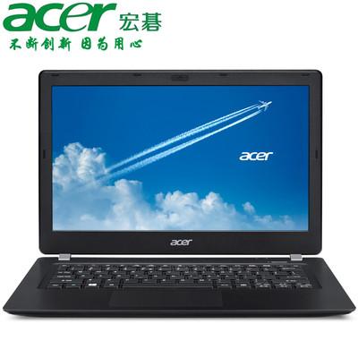 【官方授权 顺丰包邮】Acer TMP236-M-340S 13.3英寸商务本 酷睿i3-5005U 4GB 500GB+8GB 混合盘 预装Windows 7