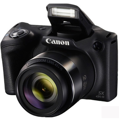 佳能(Canon)PowerShotSX430 IS 佳能长焦相机