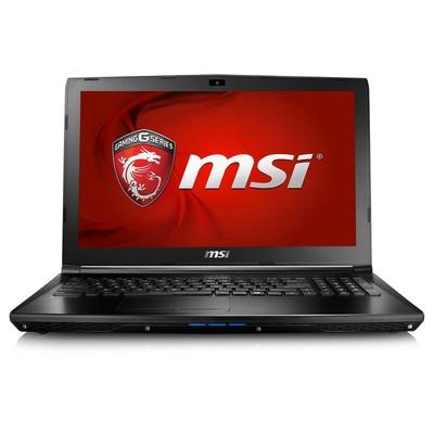 【顺丰包邮】msi微星 GL62M 7RD-223CN  15.6英寸游戏笔记本电脑(i7-7700HQ 8G 1T+128GSSD GTX1050 2G独显 WIN10)黑
