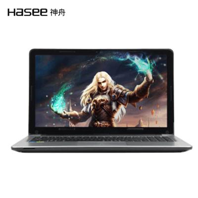 【顺丰包邮】 神舟 战神K610D-i7D215.6英寸笔记本电脑