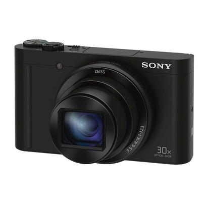 索尼(SONY) DSC-WX500 数码相机 黑色
