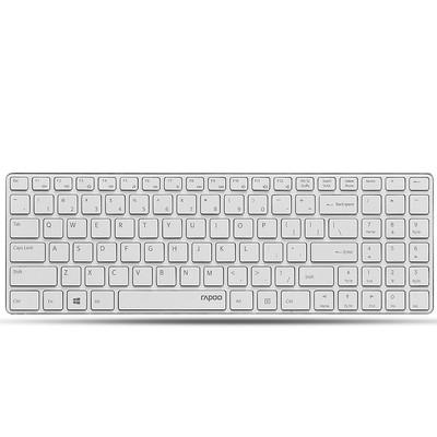 雷柏E9100P无线键盘 巧克力键盘  笔记本键盘