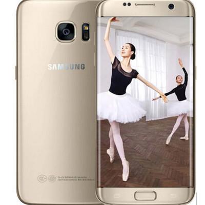 【顺丰包邮】三星 Galaxy S7 edge(G9350)全网通4G手机