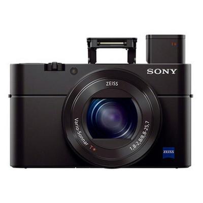 索尼(SONY) DSC-RX100 M3 数码相机 2010万有效像素