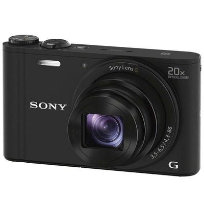 索尼(SONY) DSC-WX350 数码相机/照相机 黑色