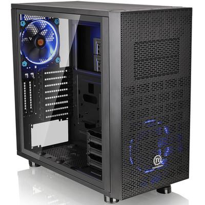 Tt机箱 X31标 X31 TG版 水冷机箱 游戏电脑机箱 大空间 模块化
