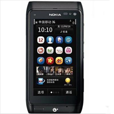诺基亚 T7-00 移动3G手机