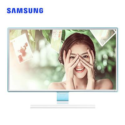 三星(SAMSUNG)S27E360HL 27英寸PLS广视角高清HDMI液晶电脑显示器