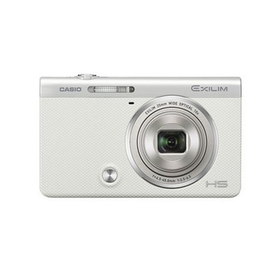 卡西欧(CASIO)EX-ZR55 数码相机 (1610万像素 3.0英寸液晶屏 10倍光学变焦 25mm广角) 粉色