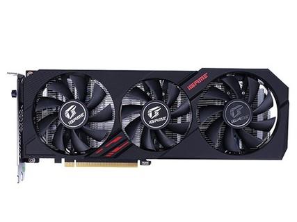 七彩虹 iGame GeForce GTX 1660 Ti Ultra 6G游戏 吃鸡设计游戏显卡 七彩虹1660Ti