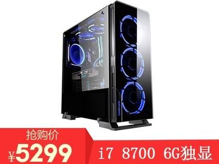 甲骨龙 I7 8700/GTX1060 6G/技嘉B360