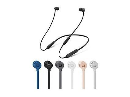 Beats X 蓝牙无线入耳式耳机 运动耳机 手机耳机 游戏耳机 带麦可通话 蓝色