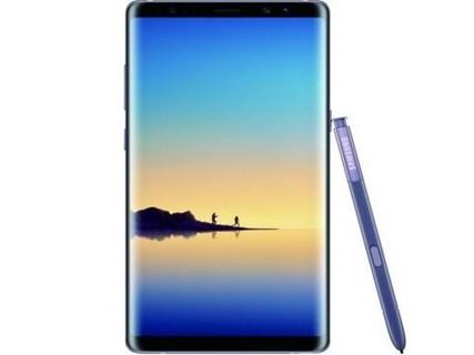 三星 GALAXY Note 8(N9500/全网通) 星河蓝 行货128GB