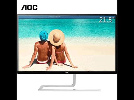 AOC刀锋I2281FW/BW21.5英寸IPS液晶屏高清家用游戏台式电脑显示器 AOC I2281 白色不带HDMI