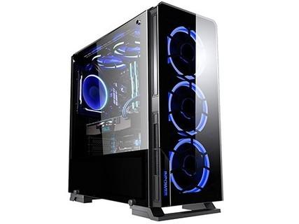 甲骨龙 新品9代I5 9600K RXT2070 8G独显 高速固态 DIY组装电脑 标配