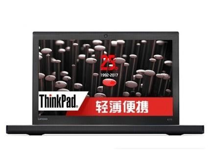 【ThinkPad 授权专卖】X270(20K6A00CCD)i3-6006 4G 1Twin10 i3-6006 4G 1Twin10