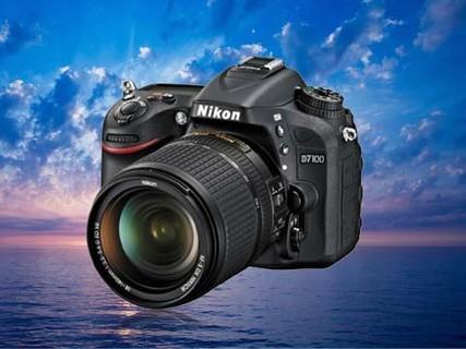 【限时抢购】Nikon尼康D7100(18-140)套机签约经销商,产品有保障。 黑色