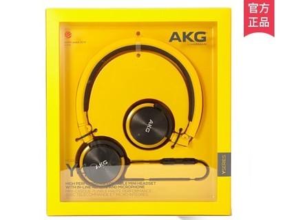 AKG/爱科技 Y40 HIFI便携头戴式耳机线控