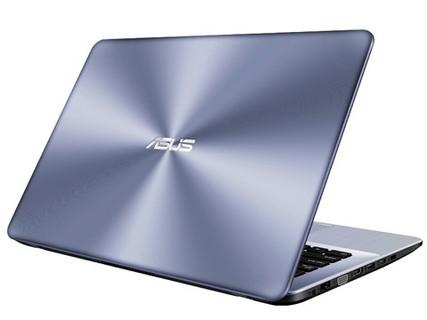 【炫彩时尚】华硕 A480UR7100(4GB/500GB/2G独显)14英寸笔记本电脑 香槟金